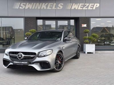 tweedehands Mercedes E63 AMG Edition 1 Burmester Magno Designo Grey