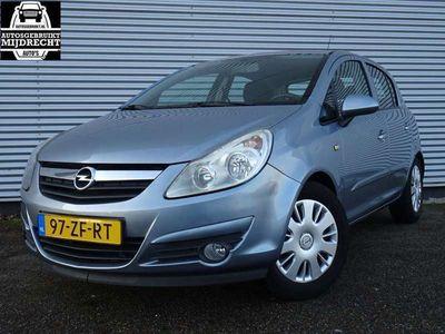 tweedehands Opel Corsa 1.4-16V Enjoy /1e Eigenaar/ Dealer onderhouden / K