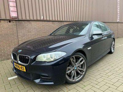 tweedehands BMW M550 550 xd Schuifdak Navi Camera Head-up 2013