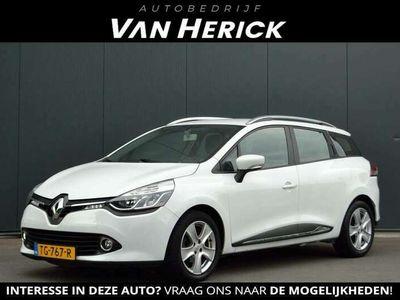 tweedehands Renault Clio Estate 1.2 TCE Dynamique Automaat | Cruise | Navi