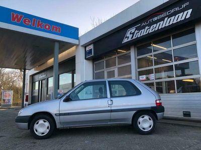 tweedehands Citroën Saxo 1.4i sx | automaat | zeer lage km-stand nap | zeer