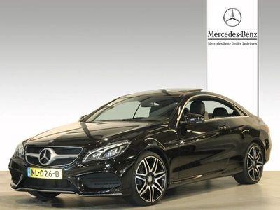 tweedehands Mercedes 200 E-Klasse CoupéPrestige Line: AMG