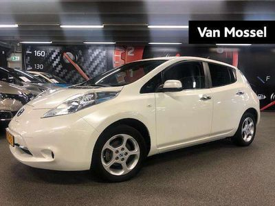tweedehands Nissan Leaf LeafACENTA COMFORT PACK 6,6KW lader 24KW ex BTW