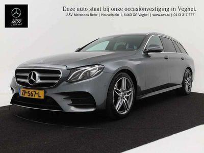 tweedehands Mercedes E200 Estate d AMG-Line automaat klasse 3 alarm