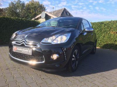 tweedehands Citroën DS3 VTI 120 SO CHIC