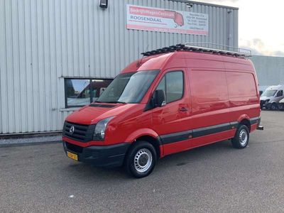 tweedehands VW Crafter 46 2.0 TDI L2H3 BM.L2.H2 .Airco,Cruise Imperiaal.T