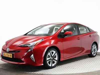 tweedehands Toyota Prius 1.8 Automaat Executive Leer Navi Clima Trekhaak