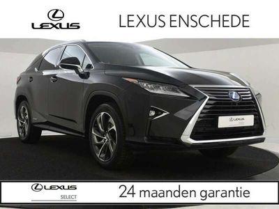 tweedehands Lexus RX450h 4WD President Line | Mark Levinson | HUD | LED