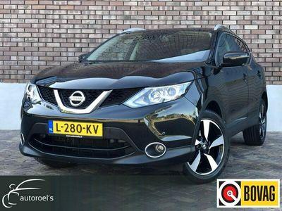 tweedehands Nissan Qashqai 1.2 N-Connecta / Panoramadak / Rondomzicht Camera / Navigatie / Stoelverwarming