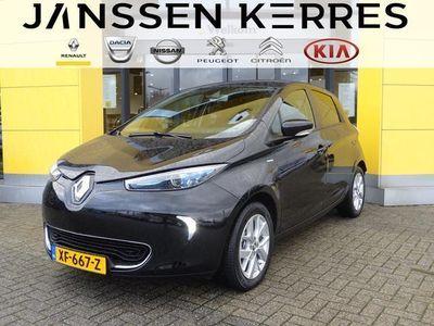 tweedehands Renault Zoe R110 41KWH LIMITED BATTERIJHUUR BTW AUTO / 4% BIJT