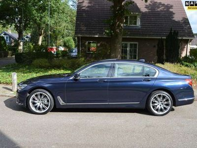tweedehands BMW 730L 730 d xDrive High Exe head-up/H&K/org NL/NAP/90dkm