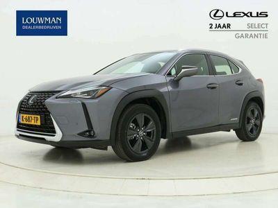 tweedehands Lexus UX 250h Luxury Line | leder | Stoelverwarming | Navigatie