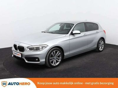 tweedehands BMW 116 116 d Corporate Lease Executive 115PK JW59015 | Eur