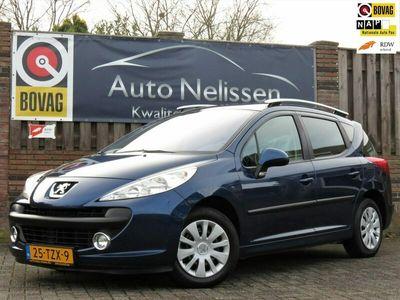 tweedehands Peugeot 207 1.6 VTi 120 PK X-line AUTOMAAT | PANORAMADAK | CLIMA-AIRCO |