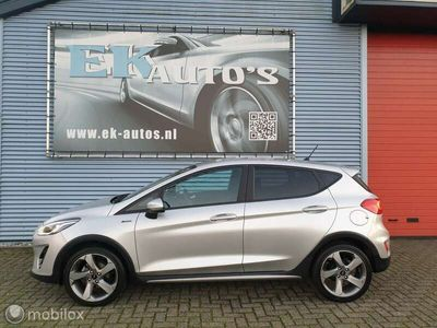 tweedehands Ford Fiesta 1.0 EcoBoost Active 101pk 6-bak. Crossover-body.