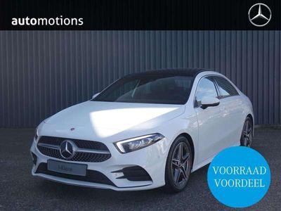 tweedehands Mercedes A180 Limousine d AUT / Business Solution / AMG / PANO