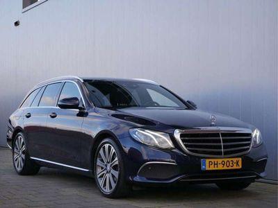 tweedehands Mercedes E220 Estate 220d 195pk Business AUTOMAAT Widescreen Das