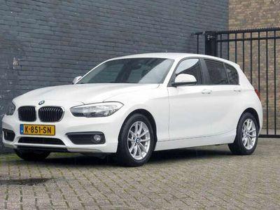 tweedehands BMW 118 118 i 2018 PDC Stoelverwarming Garantie