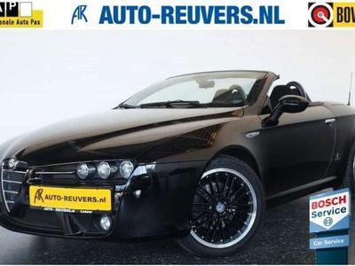 tweedehands Alfa Romeo Spider 2.2 JTS Exclusive 136kw