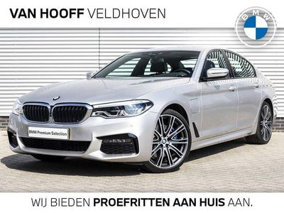 tweedehands BMW 530 5 Serie eA iPerformance High Executive Model M Sport