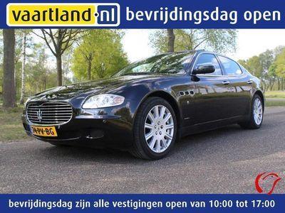 tweedehands Maserati Quattroporte 4.2 Duo Select youngtimer [ORG. NL Dealer auto ex