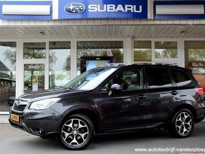 tweedehands Subaru Forester 2.0 CVT Executive * Trekhaak * Navigatie * 18 inch