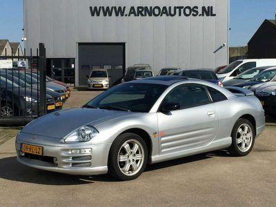 tweedehands Mitsubishi Eclipse 3.0 V6 GT AUTOMAAT, AIRCO, ELEK-SCHUIF-/KANTELDAK,