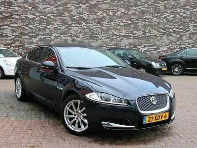 tweedehands Jaguar XF 2.2D Automaat|Keyless GO|LEER|NAVI|NL auto/Dealer Onderhouden Nieuwe APK en NAP