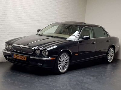 tweedehands Jaguar XJ Super V8 LWB Full Options Zgoh Nap