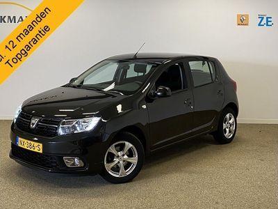 tweedehands Dacia Sandero TCe 90 Bi-Fuel Laureate | Parkeersensoren achter | LM Velgen | Inclusief rijklaarpakket t.w.v. € 695,- |