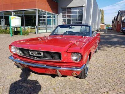 tweedehands Ford Mustang cabriolet