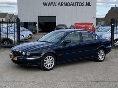 tweedehands Jaguar X-type 2.5 V6 AUTOMAAT 4WD/4X4 Executive, YOUNGTIMER, AIR