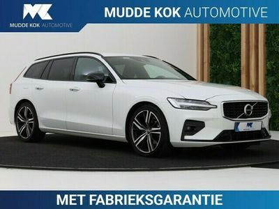 tweedehands Volvo V60 2.0 T4 R-Design | Harman/Kardon | BLIS | Camera | DAB+ | Apple Carplay | 19 Inch