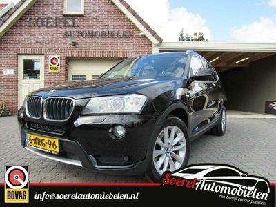 tweedehands BMW X3 xDrive20d High Executive, clima, leer, navi, p.sens,