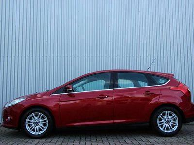 tweedehands Ford Focus EcoBoost 125pk 5-deurs Titanium Xenon, Sony Audio
