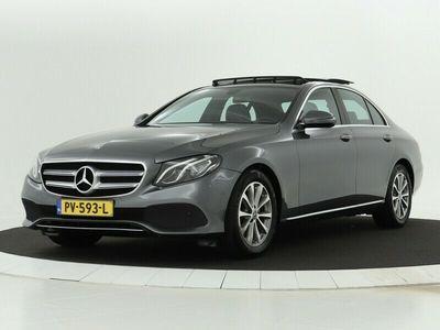 tweedehands Mercedes E200 d Business Solution