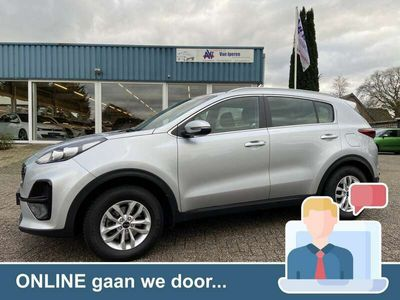 tweedehands Kia Sportage 1.6 GDI DynamicLine Apple Carplay