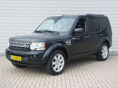 tweedehands Land Rover Discovery 4 3.0 TDV6 HSE 7- Seater