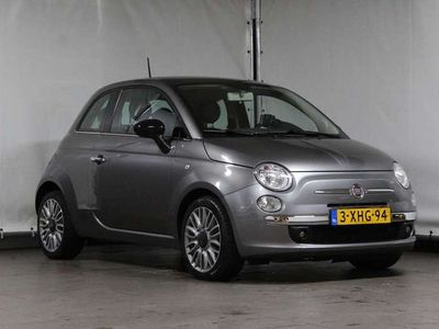 tweedehands Fiat 500 0.9 80pk Twinair Turbo Cult | Navigatie | Panorama