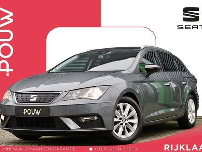 tweedehands Seat Leon Sportstourer 1.0 TSI 115pk Style Business Intense + Navigatie + Trekhaak