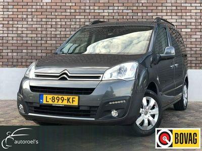tweedehands Citroën Berlingo 1.6 VTi Feel / Navigatie / Cruise control / L+R schuifdeur / PDC / 1e eigenaar