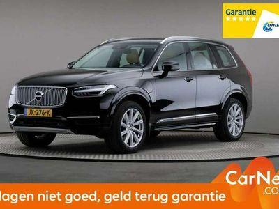 tweedehands Volvo XC90 T8 AWD Geartr Plug-in Hybrid € 43.400