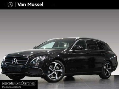 tweedehands Mercedes E200 Estate Avantgarde