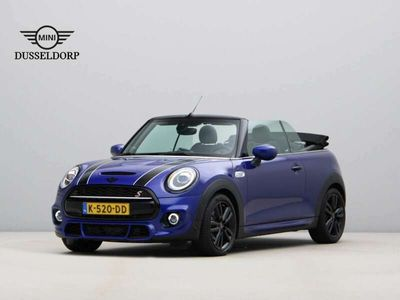 tweedehands Mini Cooper S Cabriolet JCW Pakket Pepper Aut.