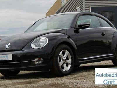 tweedehands VW Beetle 1.2 TSI Exclusive Series DEALER AUTO !!