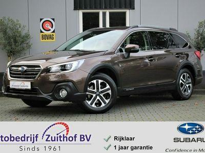 tweedehands Subaru Outback 2.5i Premium EYESIGHT- CLIMA - NAVI - LEDER - TREKHAAK