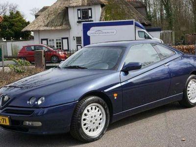 tweedehands Alfa Romeo GTV 1.8-16V T.Spark airco zeer mooie auto
