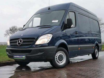 tweedehands Mercedes Sprinter 211 cdi weing kilometer!