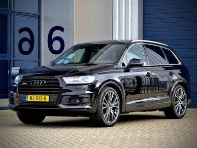 tweedehands Audi Q7 3.0 TDI quattro - S Line + 7p - Pano Dak - Adaptie