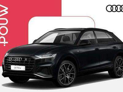 tweedehands Audi Q8 55 TFSIe 381pk quattro Pro Line S + S-Sportstoelen